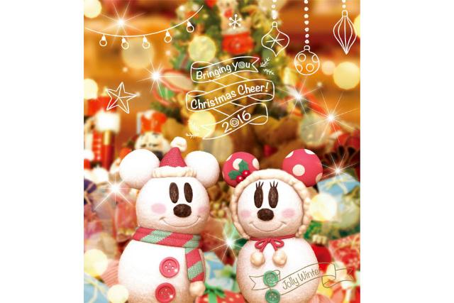 東京ディズニーリゾートのクリスマスをチェック限定メニューも先行発売