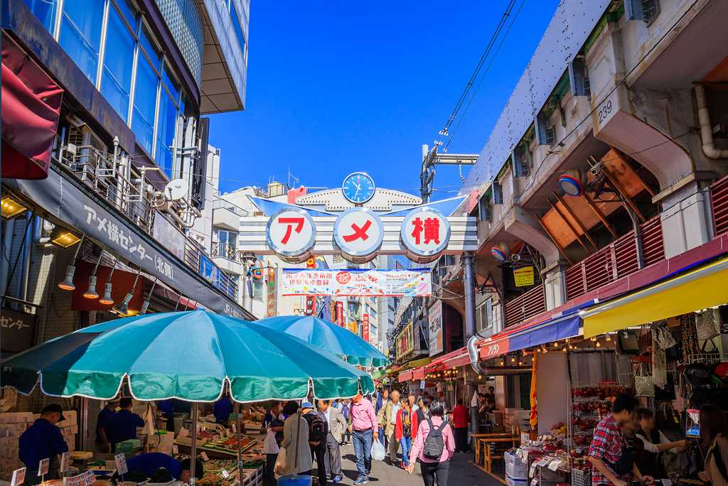 上野観光はアメ横や動物園だけじゃない!観光スポット12選