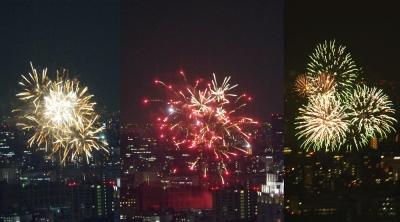 予約スタート!神宮外苑花火大会をセルリアンタワー東急ホテル「ベロビスト」から鑑賞しようの写真