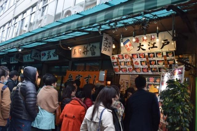 東京一人旅の決定版!男女別にオススメの観光スポットをご紹介