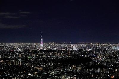 サンシャイン60展望台「空よいBar」海抜251mから東京の眺めと美酒を堪能しようの写真