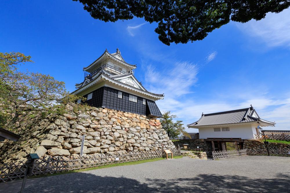 浜松城 徳川の歴史が色濃く残る...