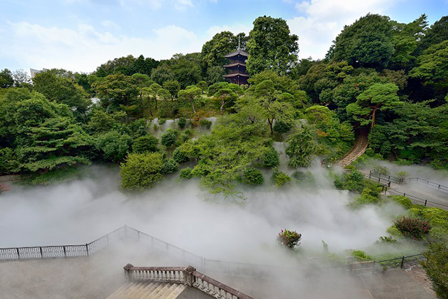 雲海 椿山荘