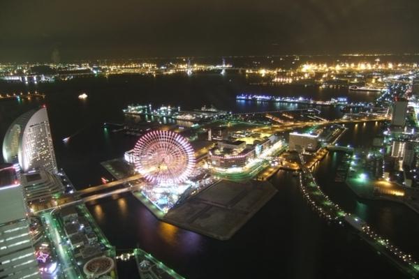 横浜 ホテル 夜景 カップル