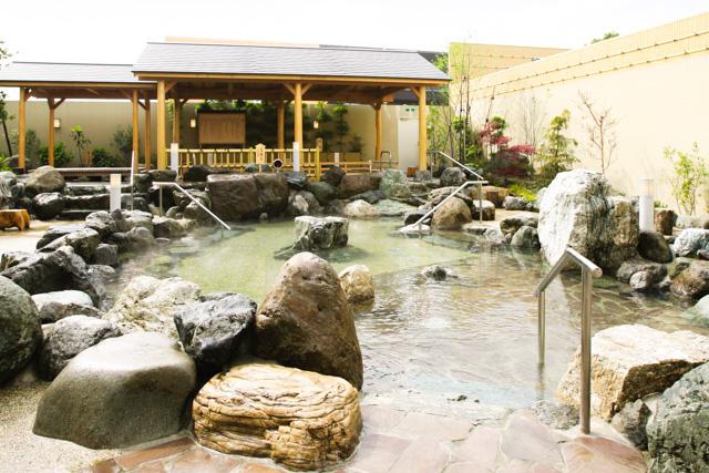 天然温泉コロナの湯中川店>