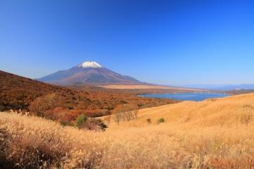三国峠の紅葉写真
