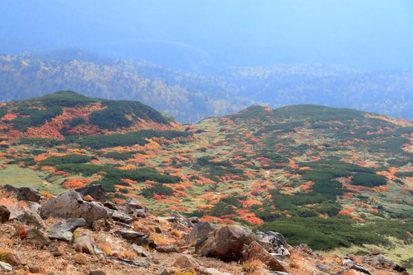 大雪山(旭岳)の写真