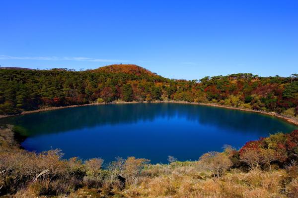 えびの高原の写真