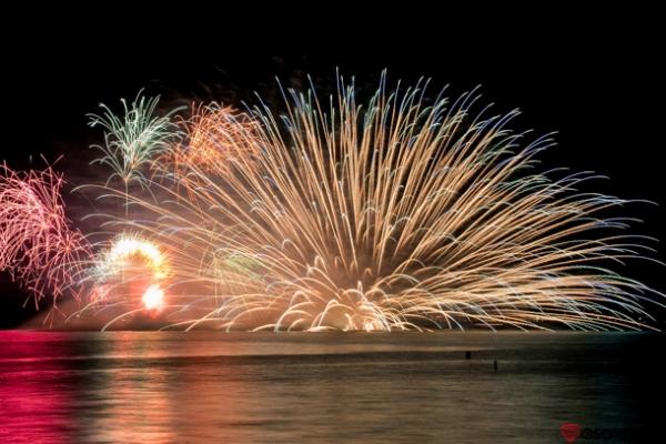 鎌倉花火大会の写真