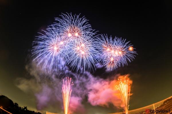 さいたま市花火大会 大和田公園会場の写真