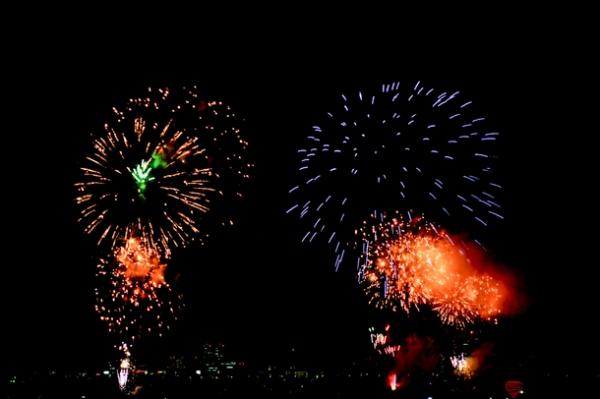 小江戸川越花火大会の写真