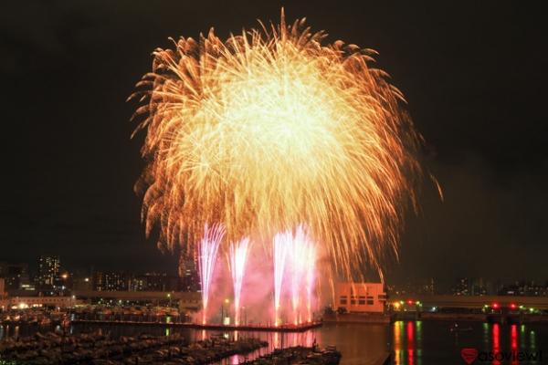 ふなばし市民まつり 船橋港親水公園花火大会の写真