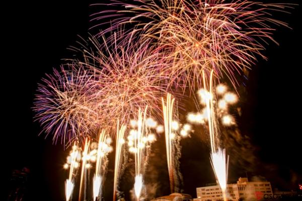 おやまサマーフェスティバル~小山の花火~の写真